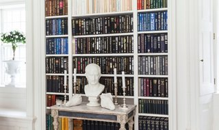 8 Character Rich Home Libraries Sure To Inspire You