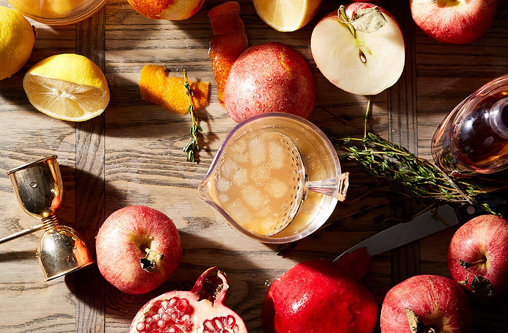 You'll Love This Fall Twist on Three Classic Cocktails