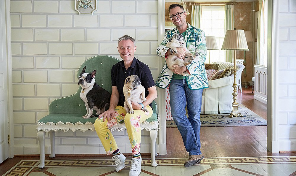Tour a Celebrated Design Duo's Exuberant North Carolina Home