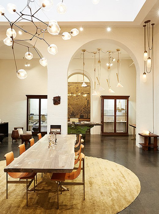 The stunning furnishings (and soaring ceilings) at BDDW, a neighborhood favorite, never fail to inspire.