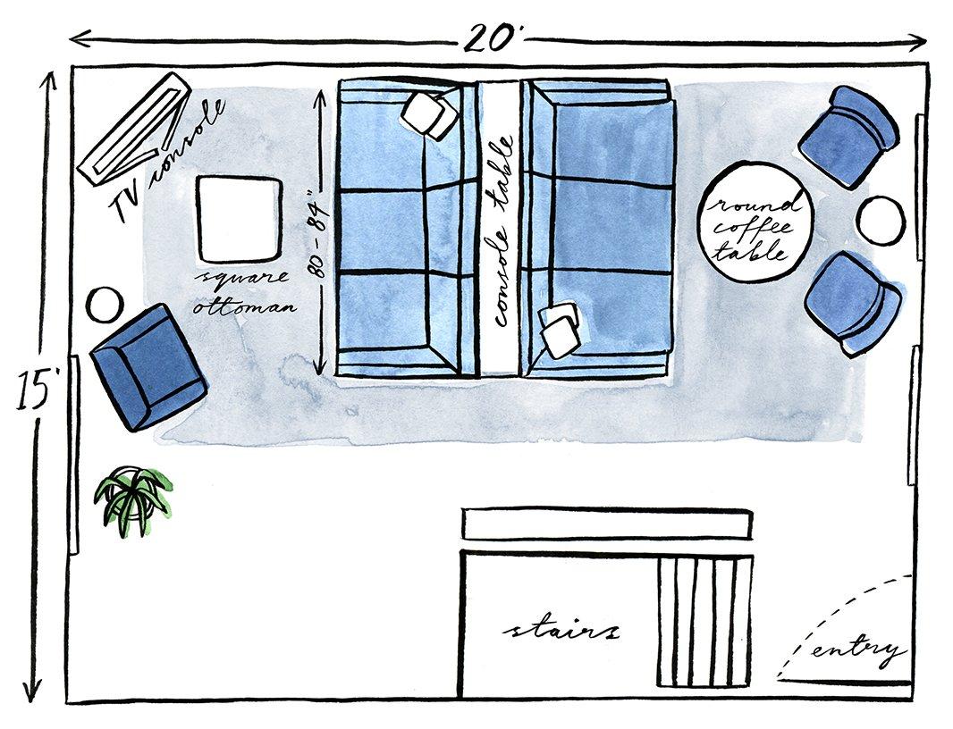 Picture Arrangements Ideas For Sofa Arrangements To Maximize Your Living Room