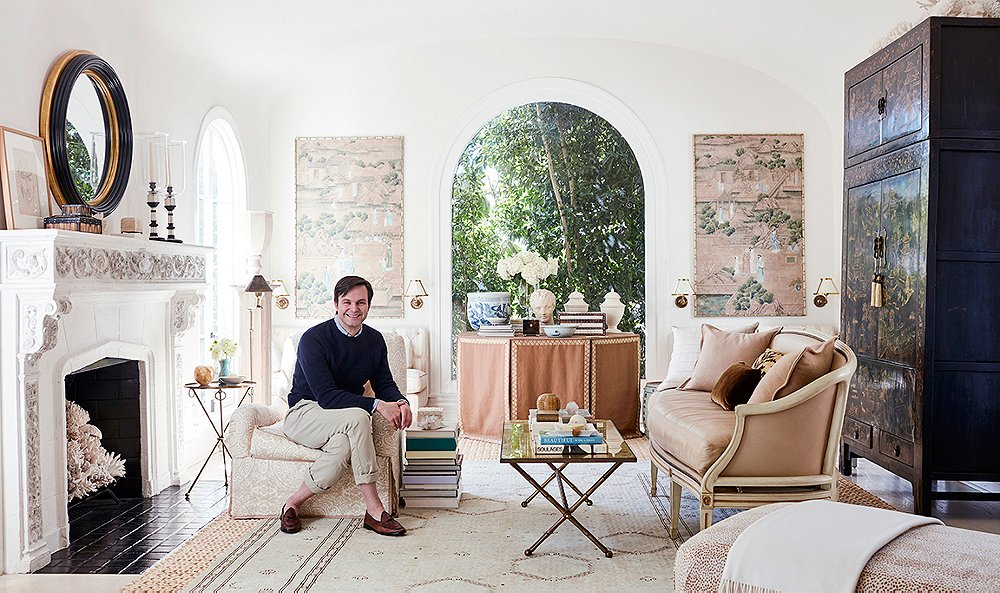 Inside Mark D. Sikes's Gorgeous, Graceful L.A. Hideaway