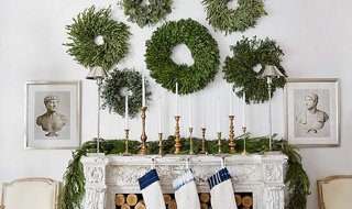 Holiday Decorating Ideas Part - 18: Try Our Fresh Take On Holiday Decor