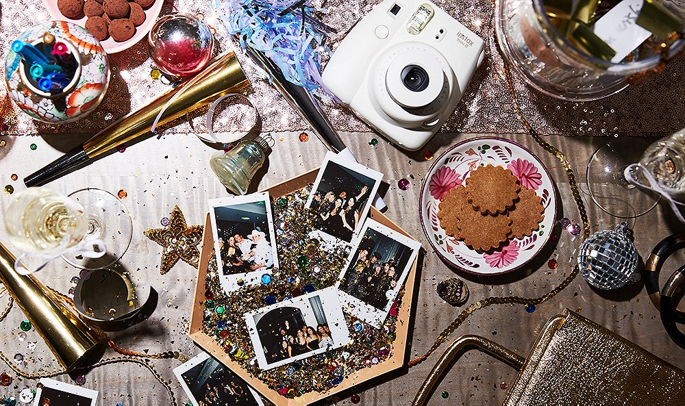10 Fast Tips for a Chic New Year's Eve Party