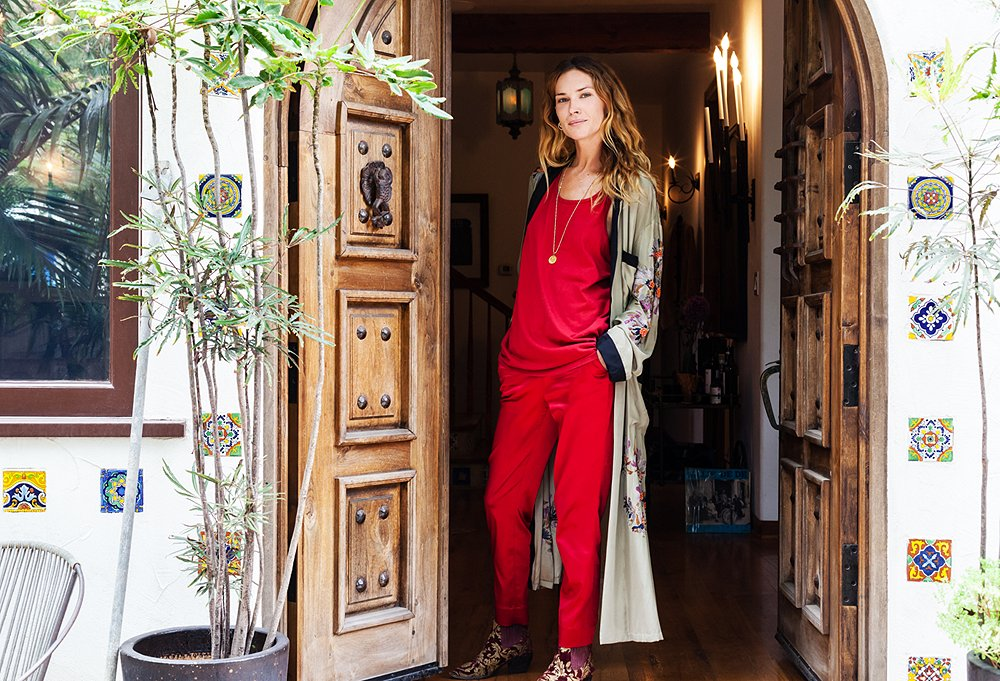 Erin Wasson Home Tour One Kings Lane Live Love Home