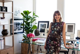 Beautiful A Dream Office For Glamour Magazineu0027s L.A. Editor