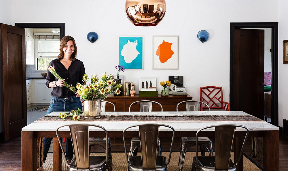 Tour a Collected L.A. Home That Nails Gender-Neutral Style