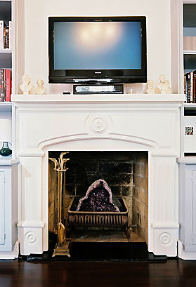 4 Ways To Decorate Your Fireplace One Kings Lane Our
