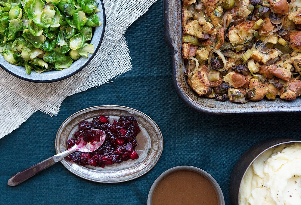 Three Seriously Mouthwatering Thanksgiving Side Dishes