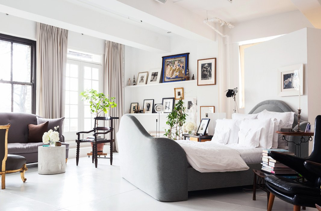 Tour Designer Vicente Wolf S Gorgeous Nyc Loft One Kings Lane Our Style Blog