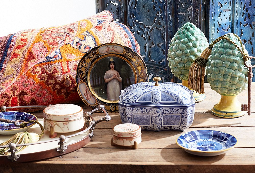 Guide to Collectible Antiques