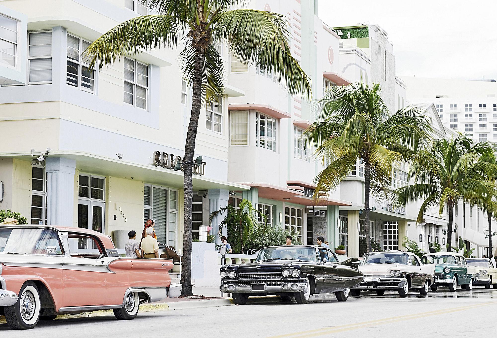 Miami's Art Deco Historic District