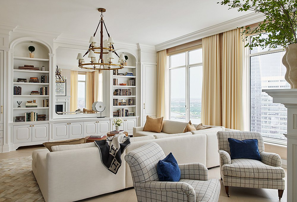 A Classic New York Apartment with Modern Touches