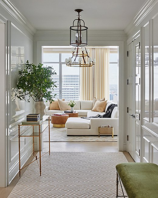 A Classic New York Apartment from Designer Ariel Okin