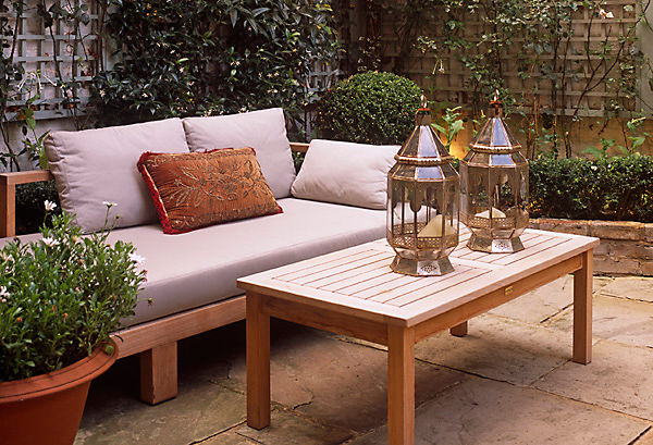 build patio furniture