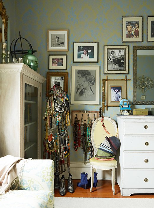 Inside Designer Sheila Bridges'S Ravishing Home In Harlem