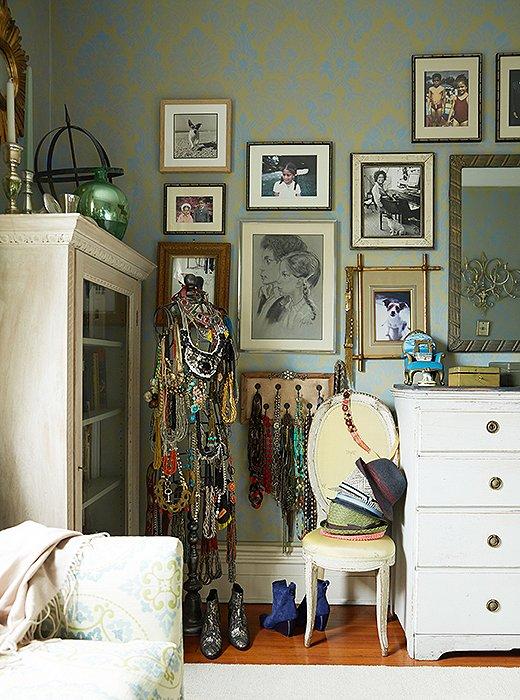 Inside Designer Sheila Bridges S Ravishing Home In Harlem