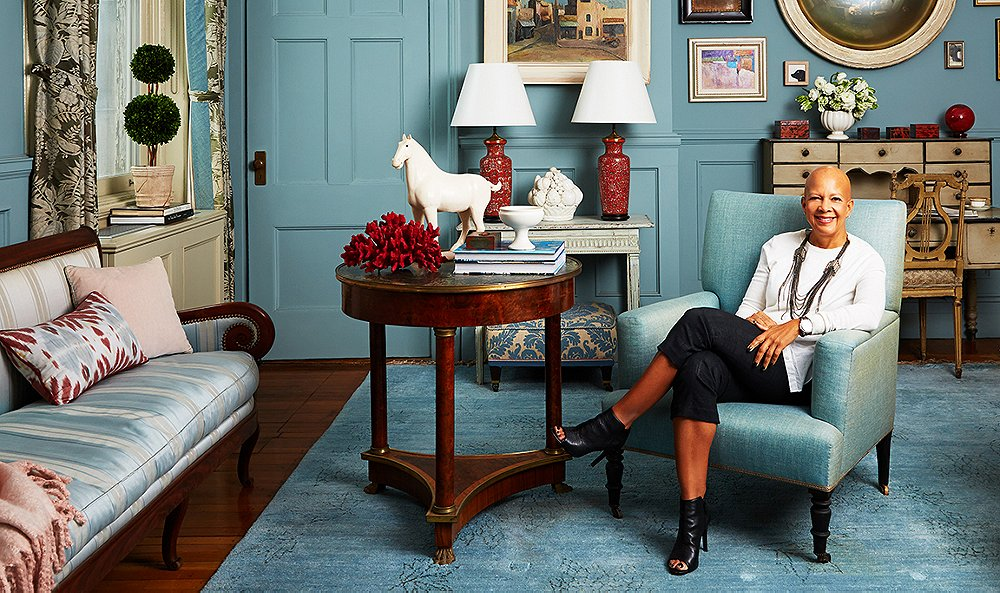 Inside a Beloved Designer's Ravishing Home in Harlem