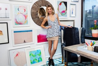 Beau 9 Ideas To Steal From Whitney Portu0027s Office Makeover