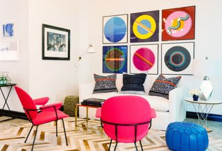 Superieur 9 Ideas To Steal From Whitney Portu0027s Office Makeover