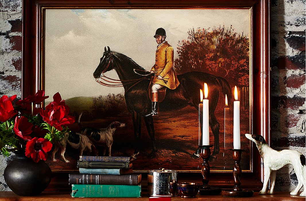 The British are famously fond of horses: riding them, wagering on them, and admiring paintings of them.