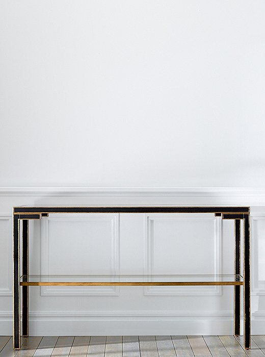 A Step By Guide To Decorating Console Table - What Color Should A Sofa Table Be