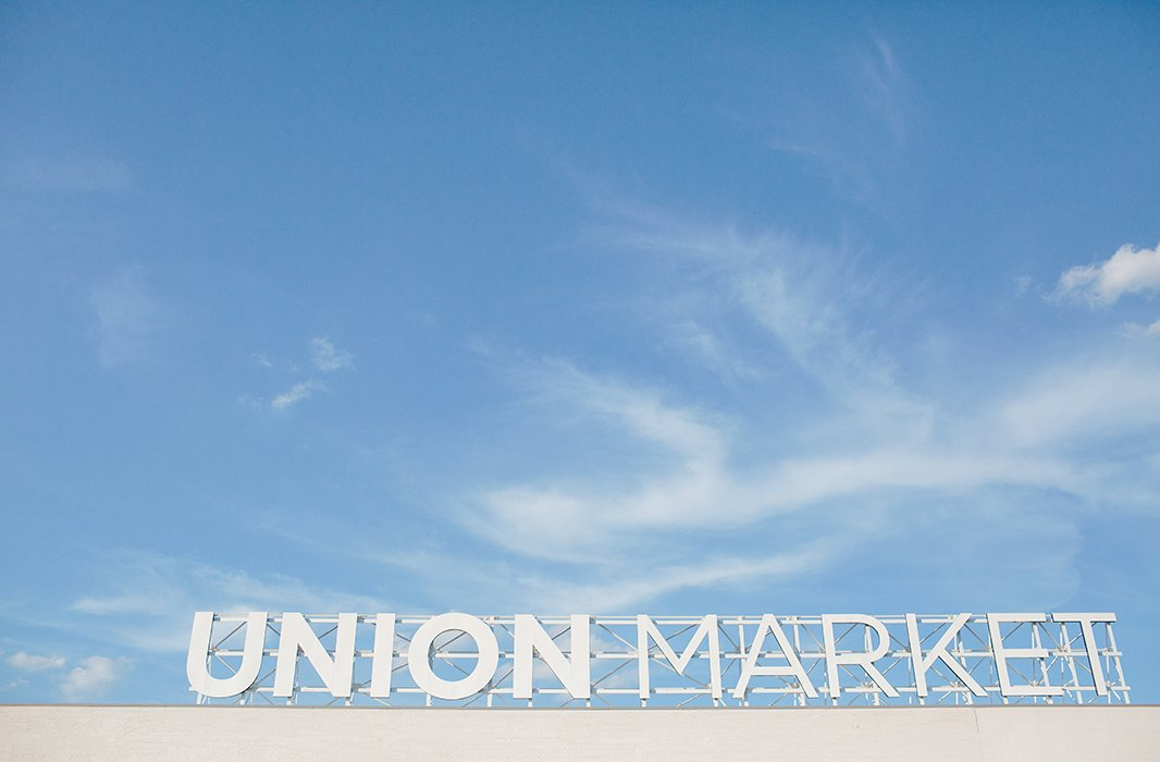 DC's Union Market is a one-stop shop for the culinary-minded. Photo by @reema_desai.
