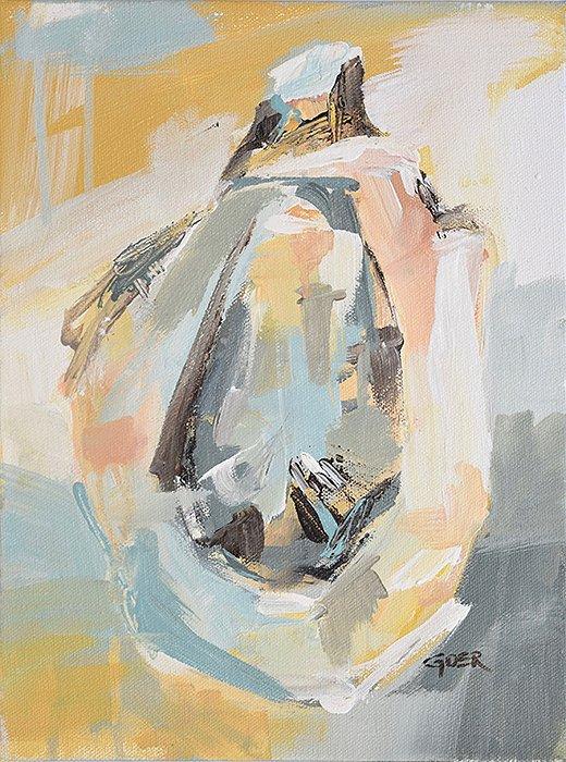 Meringue by Chelsea Goer.