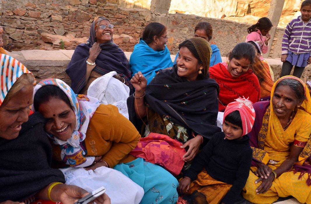 Mela Artisans works with 7,000 artisans across India, approximately 60% of whom are women. Photo courtesy of Mela Artisans.