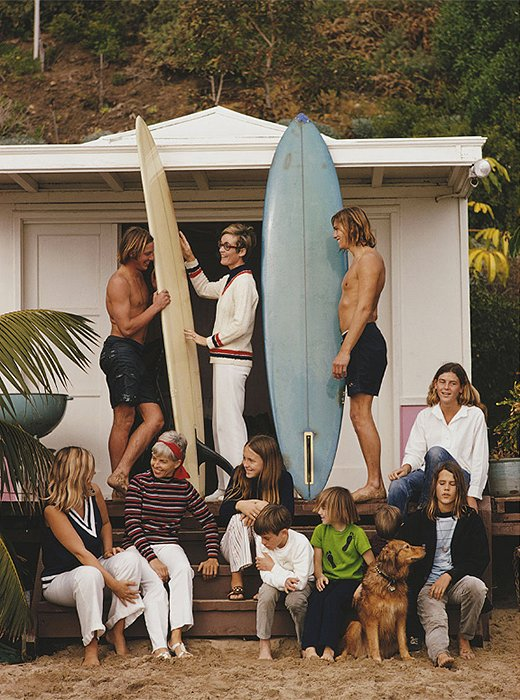 Laguna Beach by Slim Aarons.