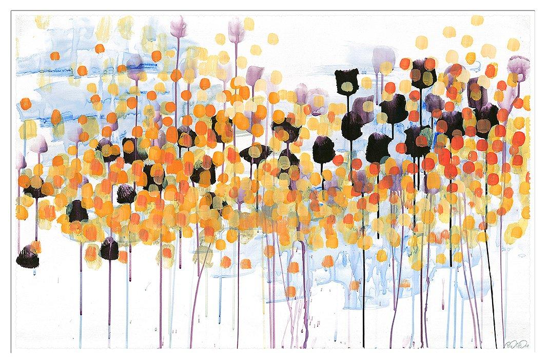 Migration No. 9 by Caroline Wright.