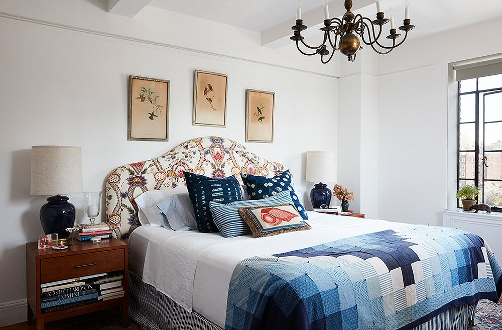 An Updated Take on Decorating with Quilts