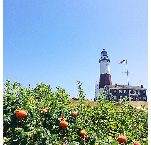 For classic Hamptons views, you can't top Montauk Lighthouse. Photo by @ananewyork.