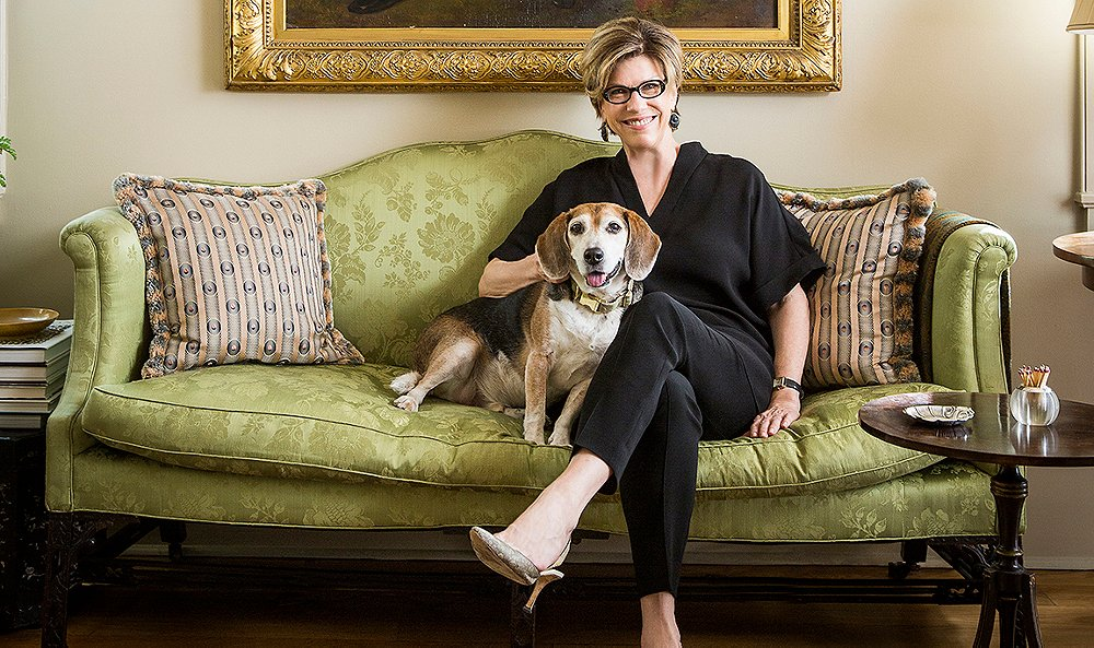 Tour Author Julia Reed's Party-Ready New Orleans Home
