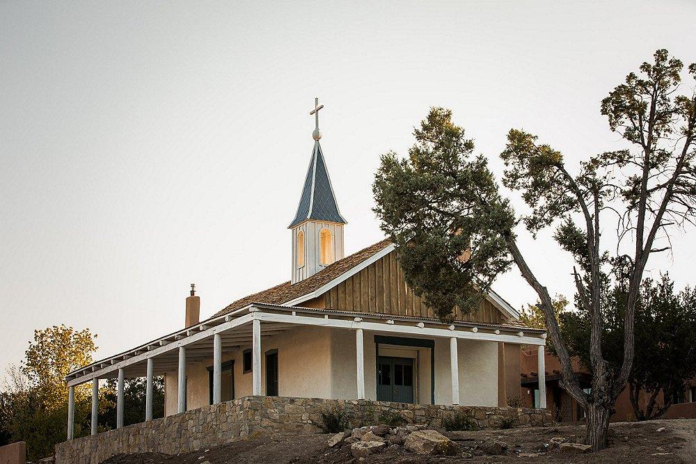 Tour the Historic Bishop's Lodge