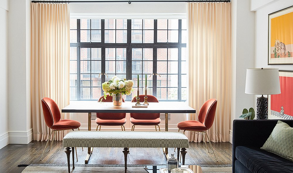 A Designer's Respectful Renovation of a Historic Manhattan Home