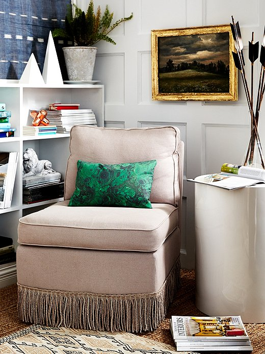 Upholstery Ideas Add Personality To