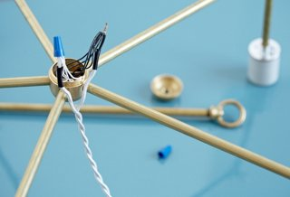 Prep the Cloth Wire : wiring for chandelier - yogabreezes.com
