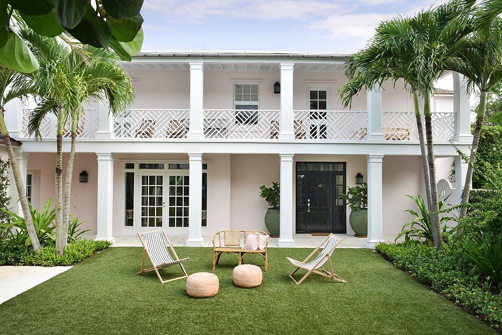 Pretty Pastels in Palm Beach