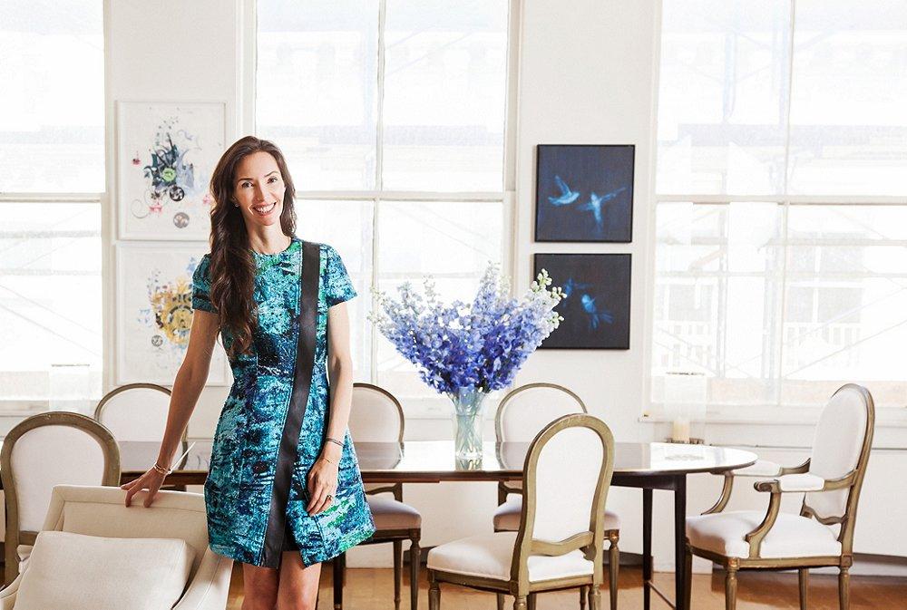 Inside a Beauty Maven's Stunning Home