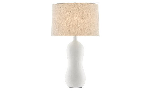 The simply beautiful (and beautifully simple) Surrey Table Lamp.