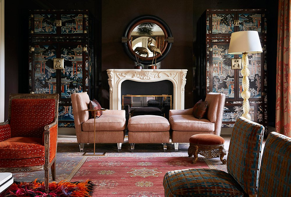 Tour a Maximalist Estate in Texas