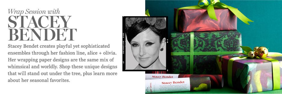 Stacey Bendet Wrapping Paper
