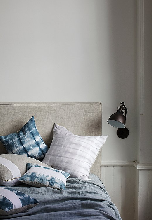 Atwood's pillowsadd organic-leaning elegance to any setting.