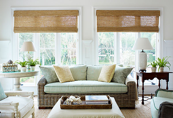 A Lighthearted <br>Living Room