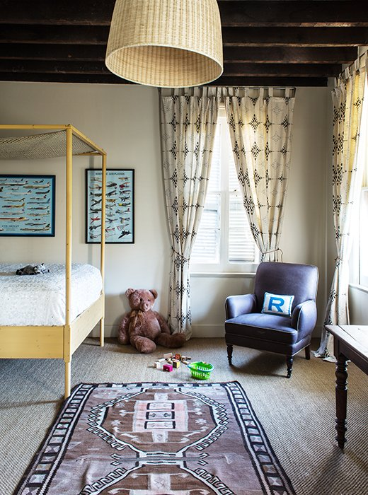 6 easy ways to master the layered rug look Bedroom Rugs