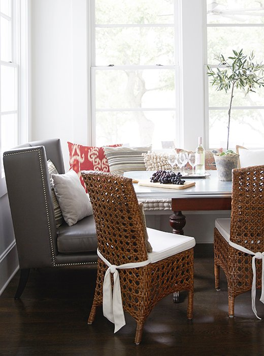 Mismatched Dining Chairs how to master the mismatched dining chair trend