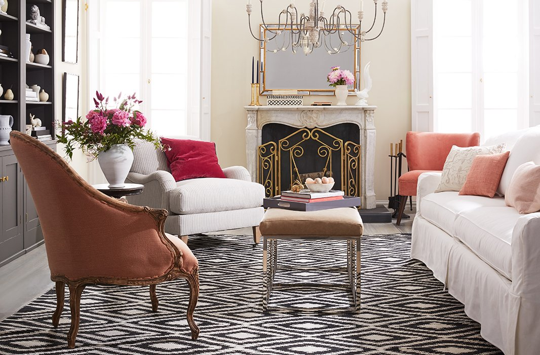 How to Find the Right Living Room Furniture Layout