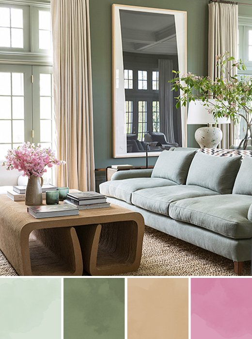 6 Color Palettes That Will Make You Rethink Pastels