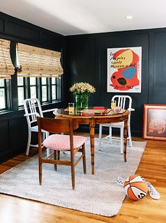 Unique dining room chairs Furniture Round It Out One Kings Lane How To Master The Mismatched Dining Chair Trend